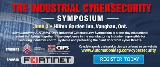 Industrial Cybersecurity Symposium