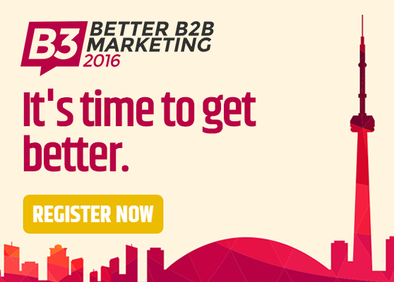 Make your B2B Marketing Work Harder in 2016