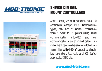 Mod-Tronic Instruments Limited