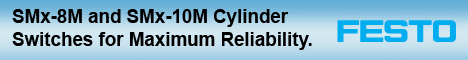 FESTO Cylinder Switches for Maximum Reliability