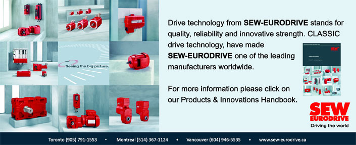 SEW Eurodrive Products & Innovations Handbook