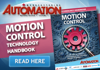 Motion Control Technology Handbook
