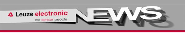 Leuze electronics NEWS