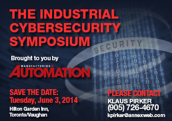 The Industrial Cybersecurity Symposium
