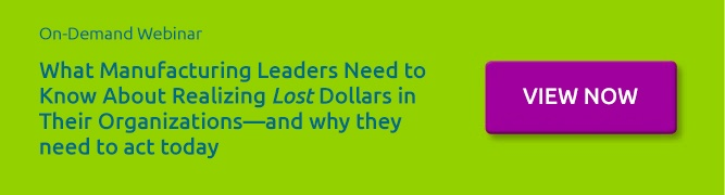 What Manufacturing Leaders Need to Know About Lost Dollars - SYSPRO Canada