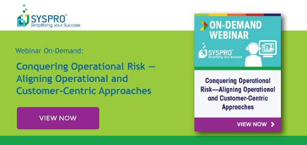 Webinar: Conquering Operational Risk