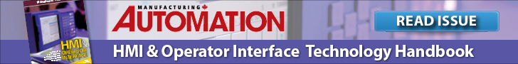 HMI & Operator Interface Technology Handbook