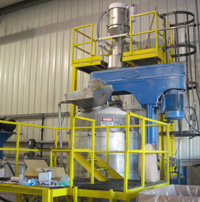 A primary benefit of a pneumatic conveying system should be the reduction of man-hours.