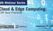 MA webinar: Cloud & Edge Computing: ERP Best Practices