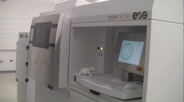 Video A Tour Of Mohawk College S Additive Manufacturing Resource Centre Manufacturing Automation
