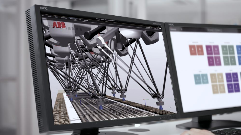 ABB PickMaster Digital Twin