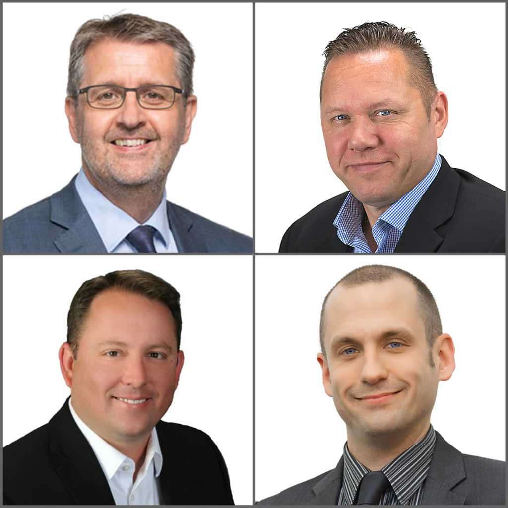 AMETEK Surface Vision senior leadership