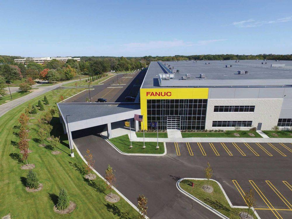 FANUC's North Campus in Michigan