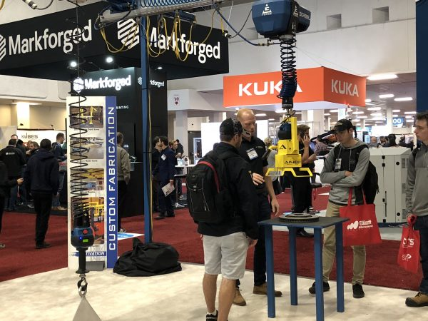 Automation solutions at CMTS 2019