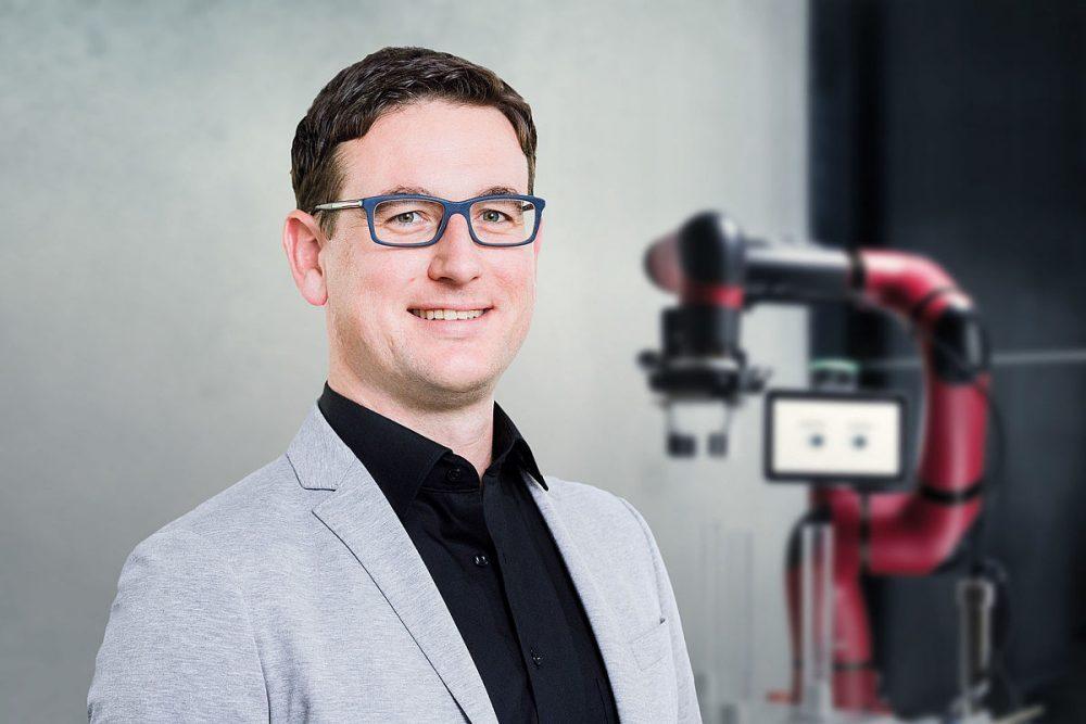 Rethink Robotics Daniel Bunse