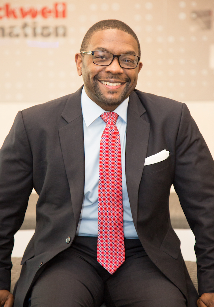 Ernest Nicolas, Rockwell Automation
