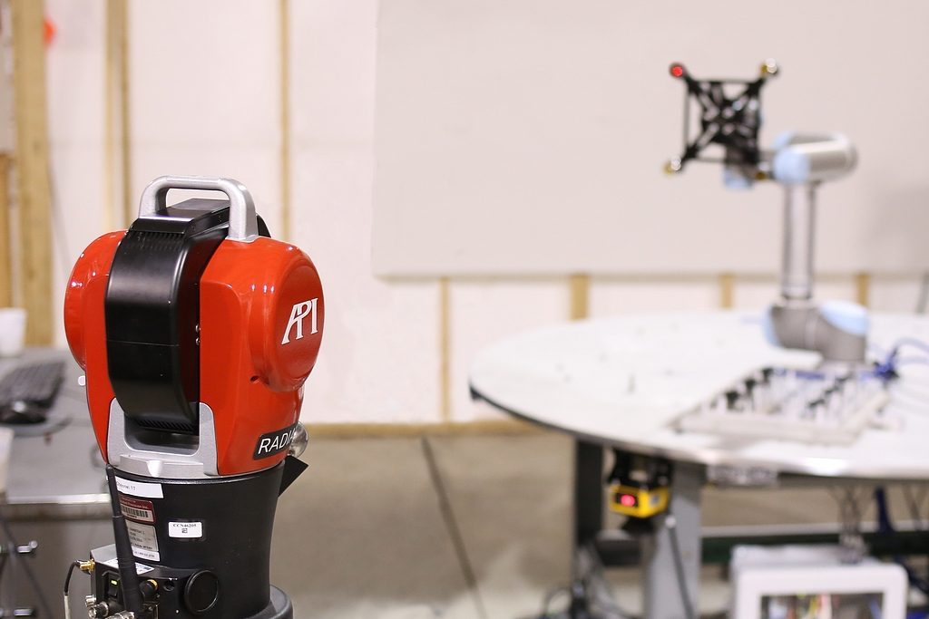Achieving accuracy with robot calibration software