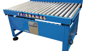 Fairbanks Scales Roller Conveyor Scale