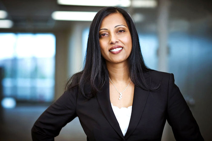 Susan Uthayakumar, president, Schneider Electric Canada. Photo: Schneider Electric