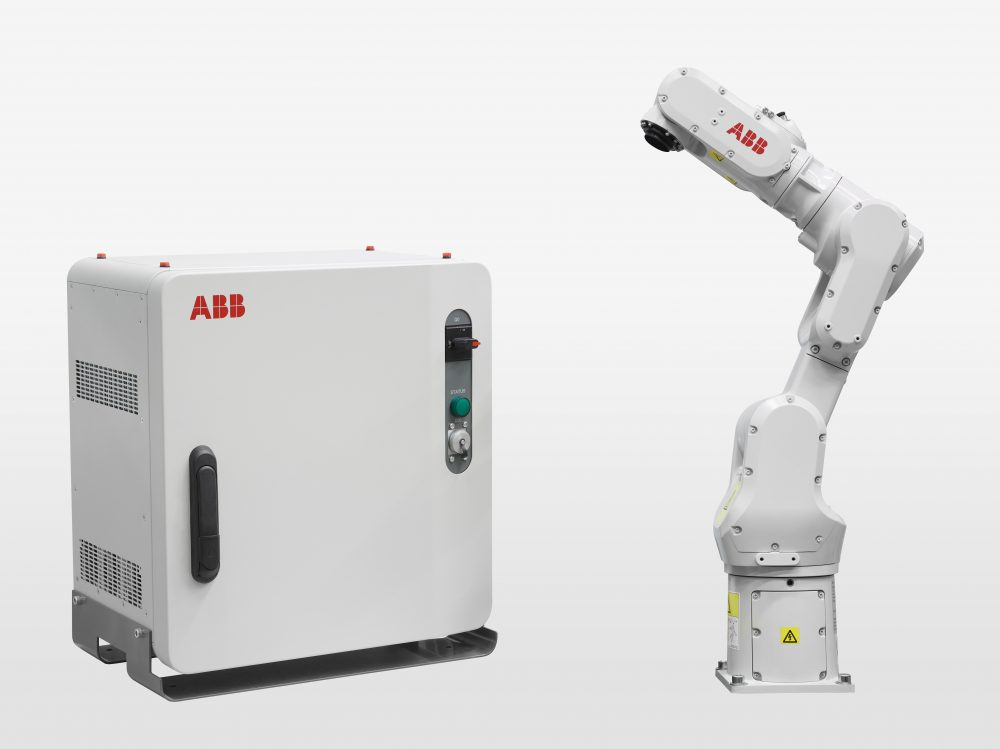 ABB Robotics 19-233, IRB 1100, Omnicore