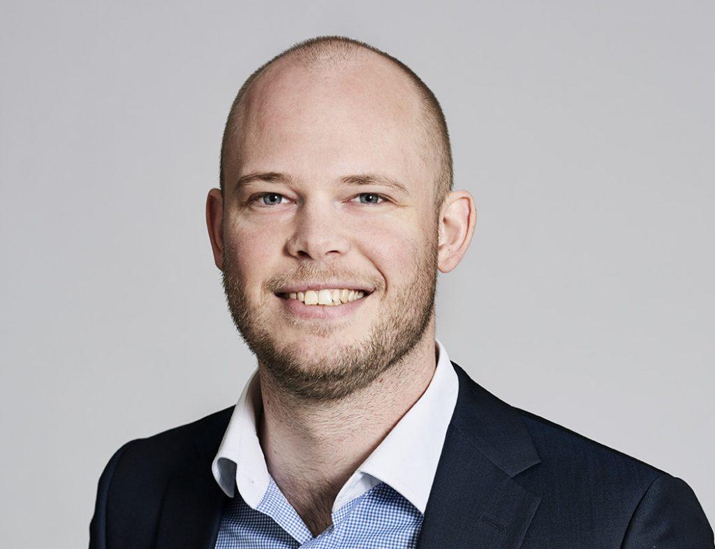 Kristian Hulgard, OnRobot