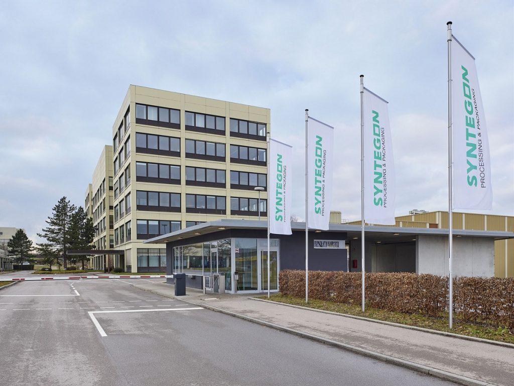 Syntegon Technology's headquarters in Waiblingen, Germany. Photo: Syntegon Technology