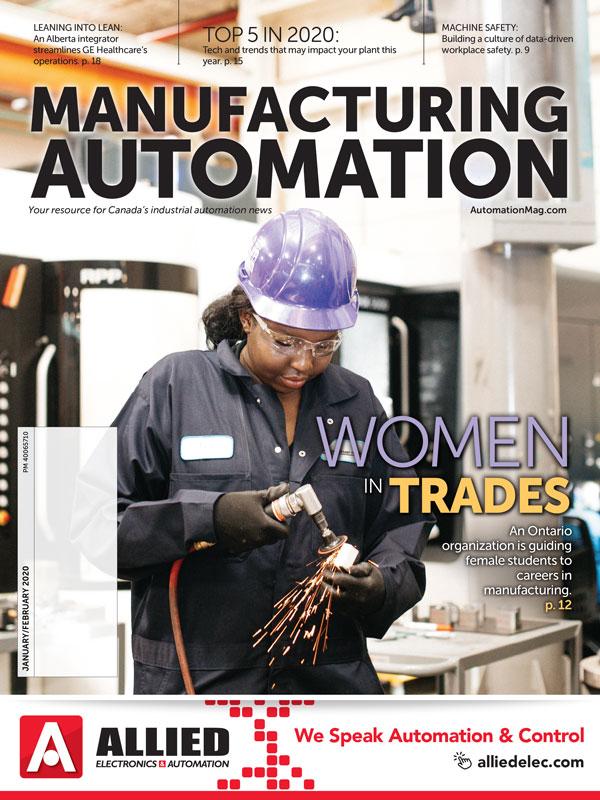 January/February 2020 Manufacturing AUTOMATION