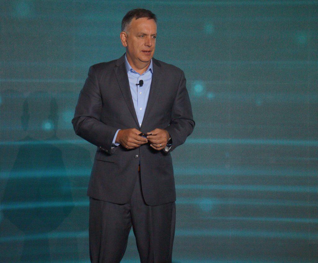 Tony Hemmelgarn, CEO of Siemens Digital Industries. Photo: Siemens