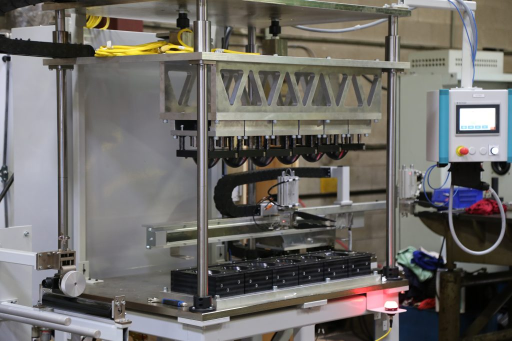 Making a mask: Machine builder develops N95 equipment for new PPE brand